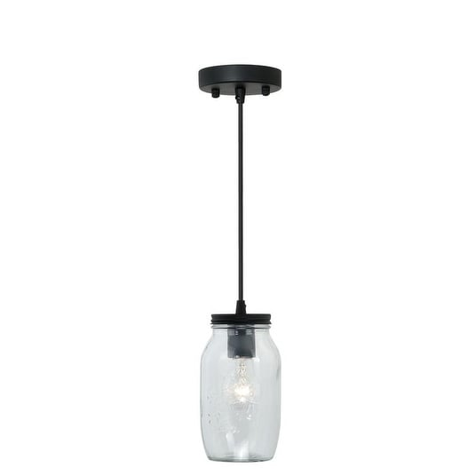 1L Jar Mini Pendant Oil Rubbed Bronze