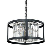 Vaxcel Catana 3L Pendant Oil Rubbed Bronze