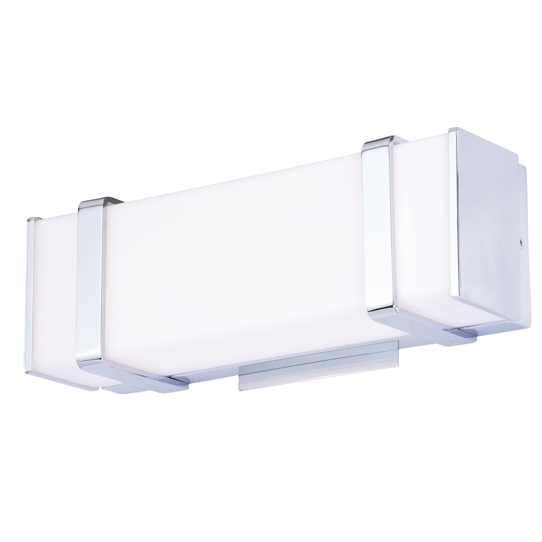Chrome Bath Bar Bathroom Vanity Light