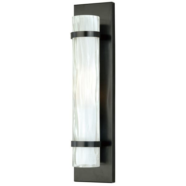 EMCOLITE Stainless Steel Wall Light with shade model WV1