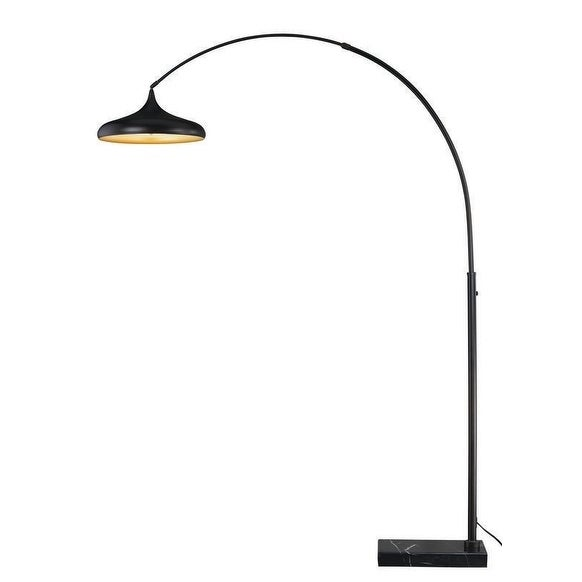 Bacio Instalux® LED Arc Lamp Oil Rubbed Bronze