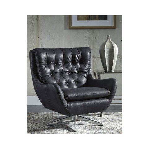 Signature Design by Ashley Velburg Swivel Accent Chair
