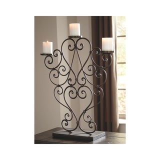 Signature Design by Ashley Didier Candle Holder