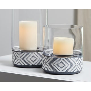 Signature Design by Ashley Dornitilla Set of 2 Candle Holders