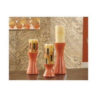 Signature Design by Ashley Cais Set of 2 Candle Holders
