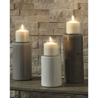 Deus Candle Holder - Set of 3