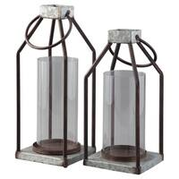Signature Design by Ashley Diedrick Set of 2 Lanterns