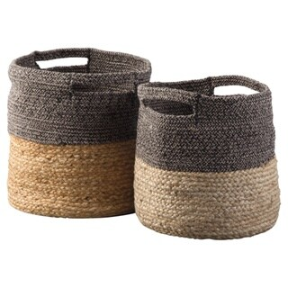 Signature Design by Ashley Parrish Set of 2 Baskets