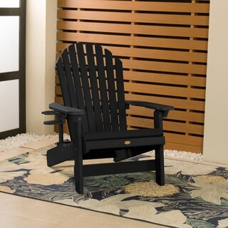 1 King Hamilton Folding/Reclining Adirondack Chair with 1 Cup Holder