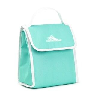 High Sierra Classic Lunch Kit, Aquamarine/White