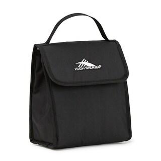 High Sierra Classic Lunch Kit, Black