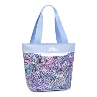 High Sierra Lunch Tote, Feather Spectre/Powder Blue