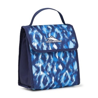 High Sierra Classic Lunch Kit, Island Ikat/True Navy
