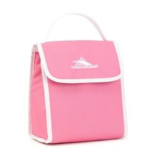 High Sierra Classic Lunch Kit, Pink Lemonade/White