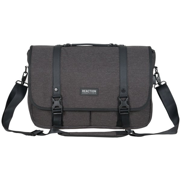 Kenneth Cole Reaction Multi Compartment Usb Charging Port 15 6 Inch Laptop Messenger Bag