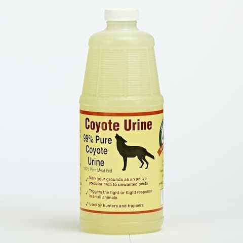 32oz Coyote Urine