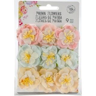 Love Story Fabric Flowers