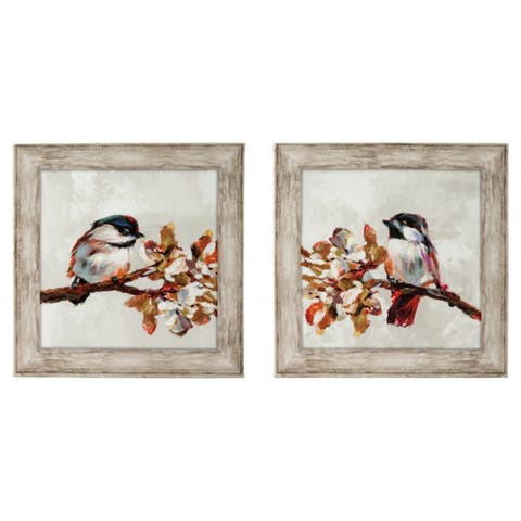 Signature Design by Ashley Domitian Set of 2 Wall Art