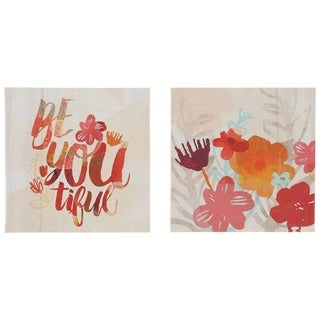 Signature Design by Ashley Patli Set of 2 Wall Art