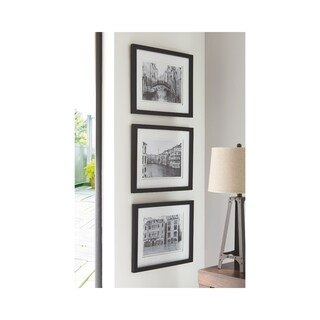 Signature Design by Ashley Doga Set of 3 Wall art