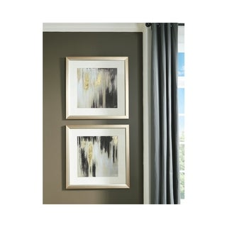 Signature Design by Ashley Constanza Set of 2 Wall art