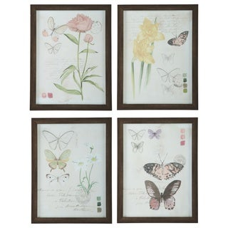 Signature Design by Ashley Carlisia Set of 4 Wall art