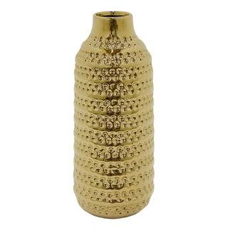 Three Hands Ceramic Textured Vase