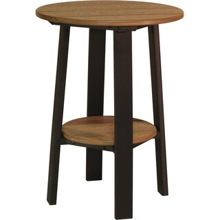 "Poly Deluxe 28"" End Table"