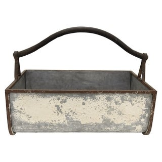 Three Hands Metal Storage Container