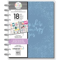 "Happy Planner 18-Month Dated Big Planner 8.25""X11.5"""