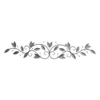 Three Hands Metal Leaf Wall Art