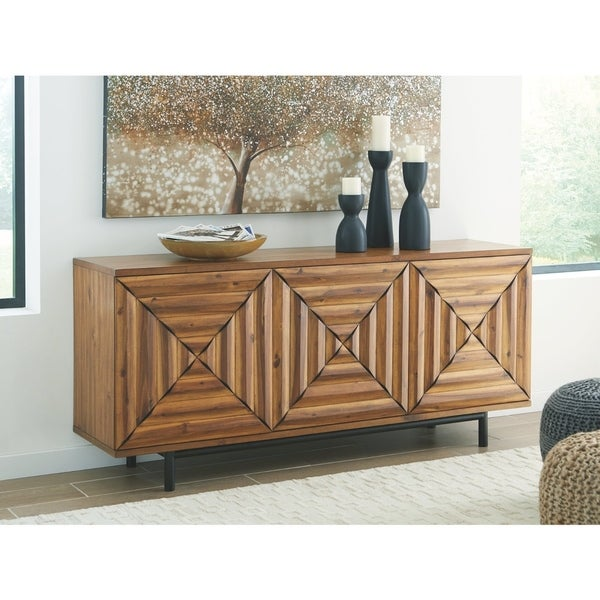 Walentin Accent Cabinet By Ashley Furniture: Shop Signature Design By Ashley Fair Ridge Accent Cabinet
