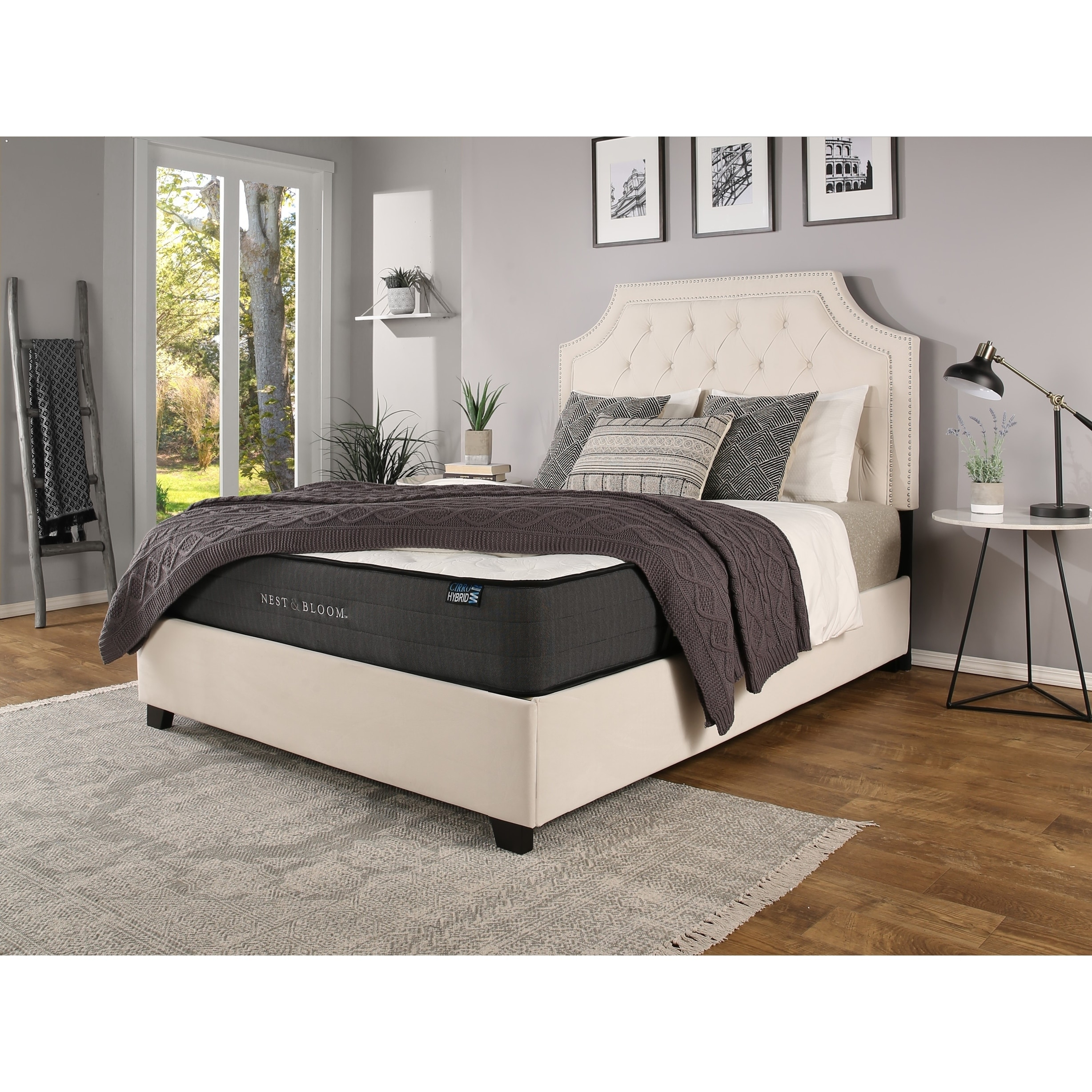 ryan design john product by mattress hybrid bed specialists