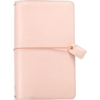 "Color Crush Faux Leather Traveler's Planner 5.75""X8"""