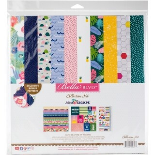 "Bella Blvd Collection Kit 12""X12"""