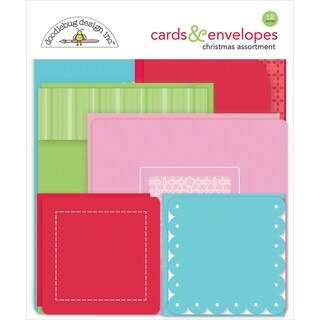 Doodlebug Create-A-Card Kit