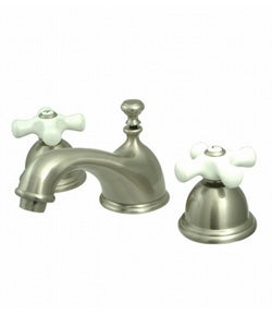 Restoration Widespread Lavatory Faucet
