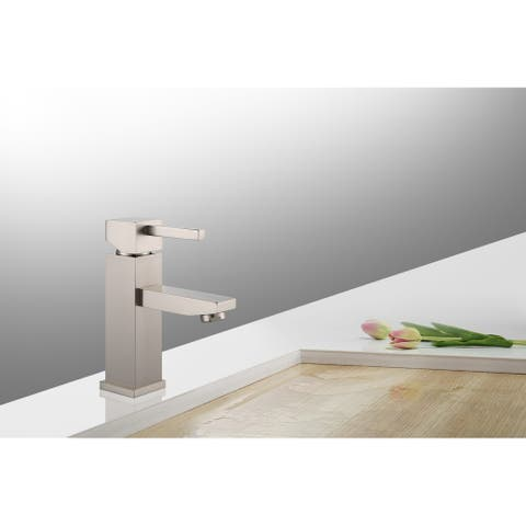 Legion Furniture ZY6003-BN cUPC Faucet with Drain