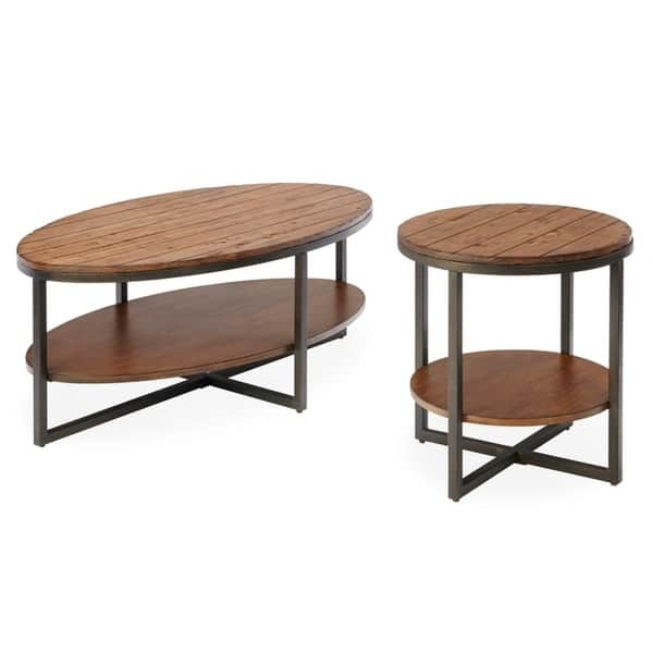 Shop Rockville Two Table Set Overstock 20921759