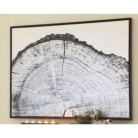 Dorika Tree Ring Wall Art
