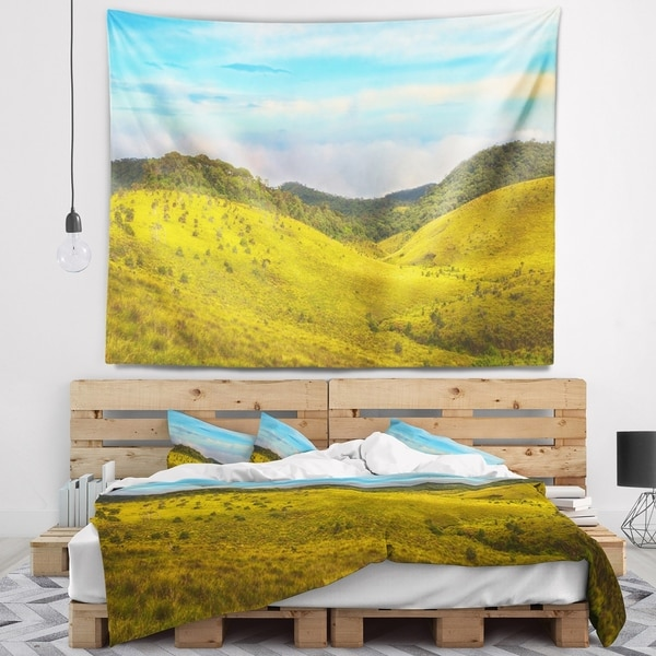 Designart 'Discontinued product' Landscape Wall Wall Tapestry