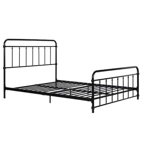 DHP Wallace Queen Metal Bed