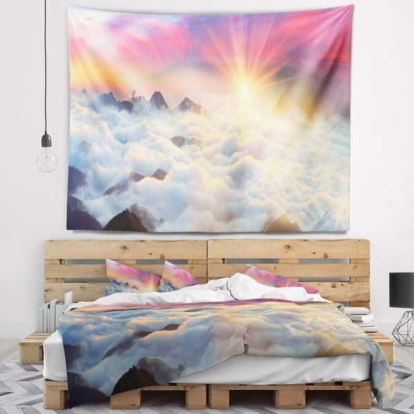 Designart 'Discontinued product' Landscape Photography Wall Tapestry