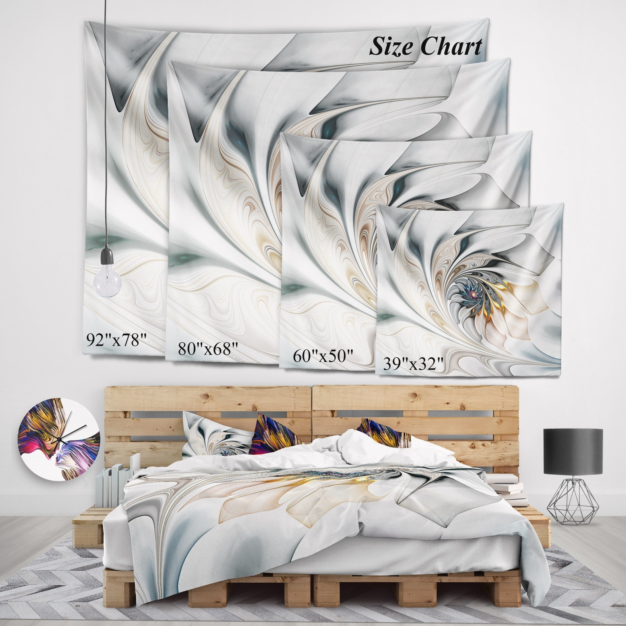 Shop For Designart Freehand Horse Head Pencil Drawing Animal Wall Tapestry Get Free Shipping On Everything At Overstock Your Online Home Decor Outlet Store Get 5 In Rewards With Club O 20929277