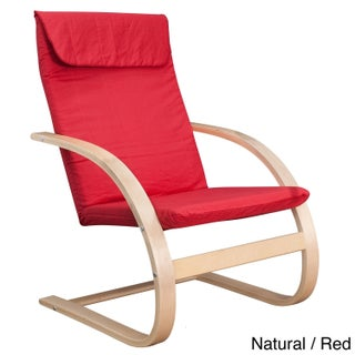 Mia Reclining Bentwood Chair