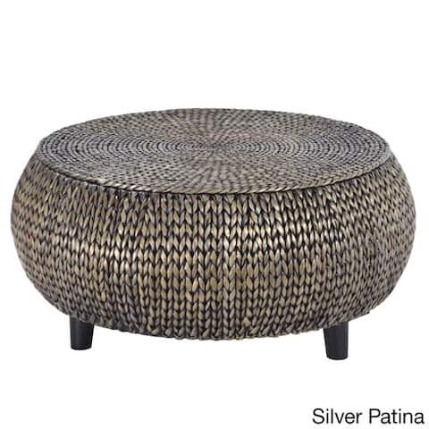 1f5107e4c48 The Curated Nomad Consuelo Low Round Coffee Table