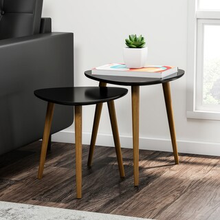 Buy Triangle Coffee Console Sofa End Tables Online At Overstock