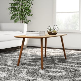 Carson Carrington Odda Wood Coffee Table