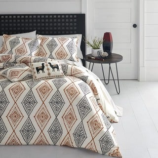 The Curated Nomad Waverly Bohemian Microfiber Duvet Cover Set