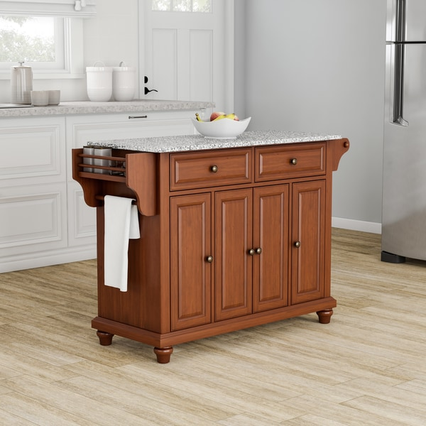 Kitchen Islands Cherry Finish
